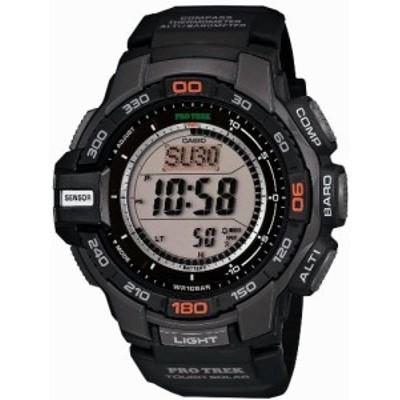 [カシオ] 腕時計 プロトレック ソーラー PRG-270-1JF ブラック(中古品)