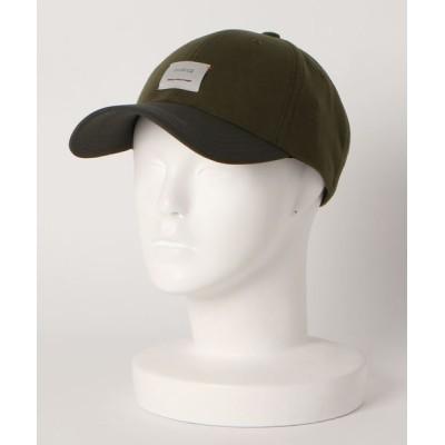 atmos / Basiquenti Fleece Tag Cap MEN 帽子 > キャップ