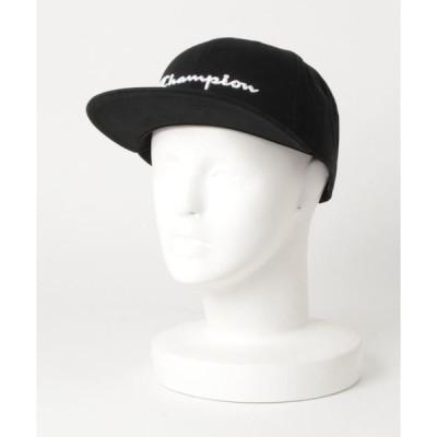 帽子 キャップ 【Champion/チャンピオン】(UN)BB スナップバックキャップ