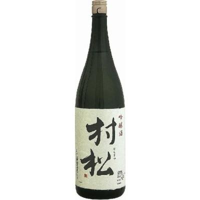 金鵄盃酒造吟醸酒村松1.8L
