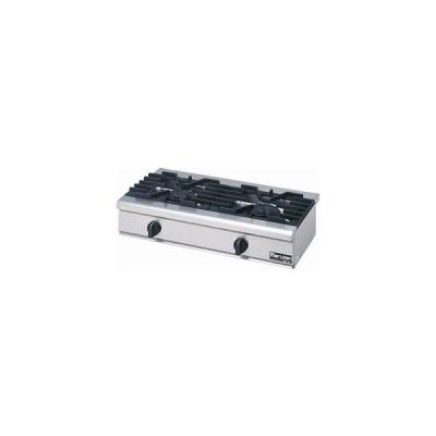 マルゼン NEWパワークックガステーブルコンロ 型式:RGC-094D(旧RGC-094C) 送料無料(メーカーより直送)メーカー保証付トップバーナー大φ165×2
