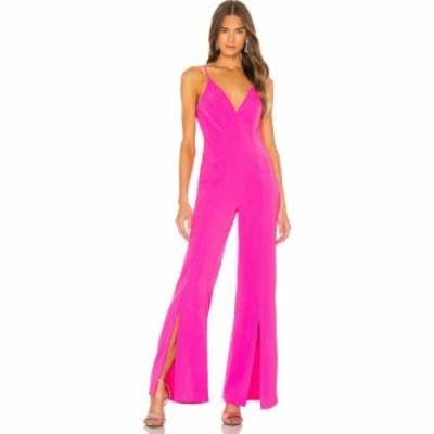ラヴァーズフレンズ Lovers + Friends レディース オールインワン ジャンプスーツ ワンピース・ドレス Alexis Jumpsuit Neon Pink