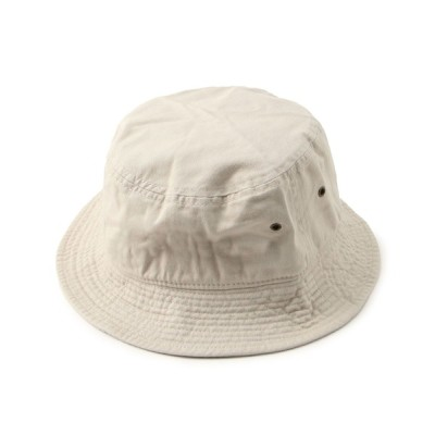 L.H.P PRIVATE LAB / NEWHATTAN/ニューハッタン/《WEB限定》バケットハット/BucketHat MEN 帽子 > ハット