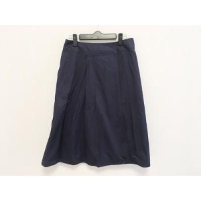 ソフィードール SOFIE D'HOORE 巻きスカート サイズ34 S レディース ダークネイビー【中古】20191003