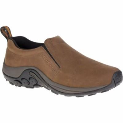 メレル Merrell メンズ スリッポン・フラット シューズ・靴 Jungle Moc Nubuck Casual Shoes Brown