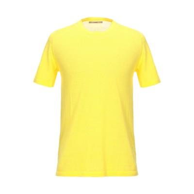 ヌール NUUR T シャツ イエロー 48 リネン 88% / ナイロン 12% T シャツ