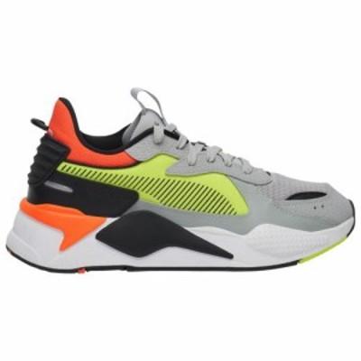 (取寄)プーマ メンズ シューズ プーマ RS-XMen's Shoes PUMA RS-XGrey Yellow Orange