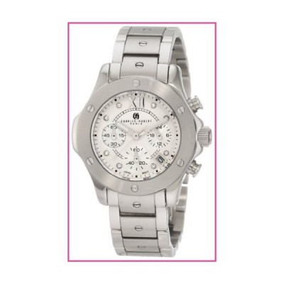 Charles-Hubert, Paris Women's 6782-W Premium Collection Stainless Steel Chronograph Watch並行輸入品