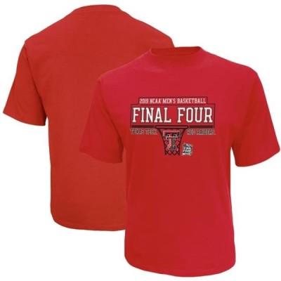 メンズ スポーツリーグ アメリカ大学スポーツ Texas Tech Red Raiders Russell Athletic 2019 NCAA Men's Basketball Tournament March Ma