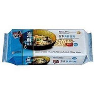 五木拉麵-海鮮321g