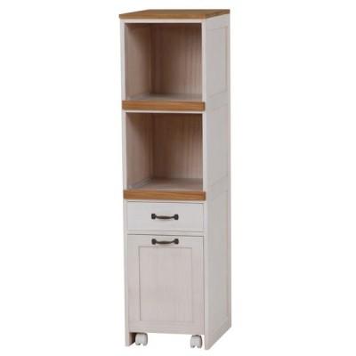 30cm幅 キッチンラック (KITCHEN) MUD-5901WS 棚 収納 コンパクト キッチン 台所