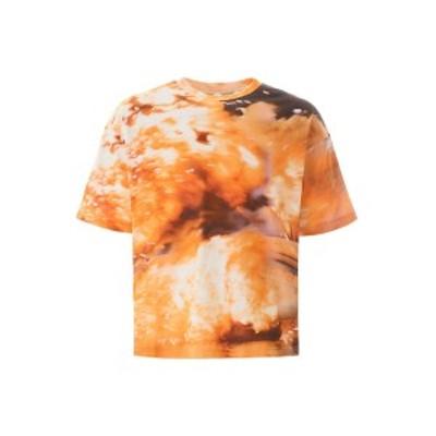 424/フォートゥーフォー Mixed colours 424 explosion t-shirt メンズ 春夏2020 8037 061 J353 ik