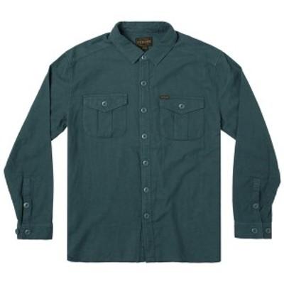 ルーカ メンズ シャツ トップス RVCA x Baker Long-Sleeve Flannel Alpine