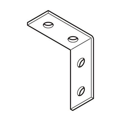 ネグロス電工 ネグストラット フレーム金具 41A6