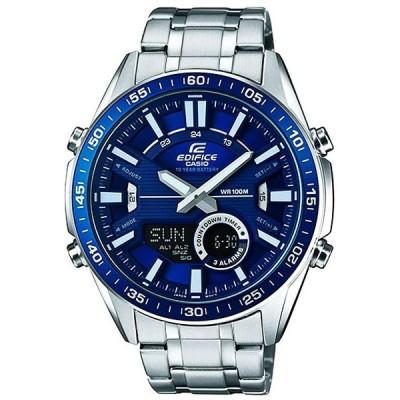 カシオ CASIO エディフィス EDIFICE アナログ デジタル クロノグラフ クオーツ メンズ 腕時計 EFV-C100D-2A