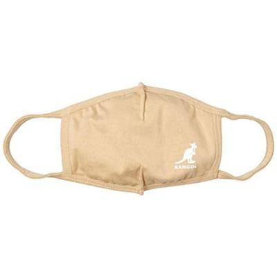 カンゴール ファッションマスク マスク 綿マスク 快適 普通サイズ 男女兼用 カンゴール KAL-MSK KAL-MSK01 ベージュ