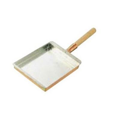 TKG SA 銅 玉子焼 関西型 19.5cm /7-0514-0307/業務用/新品