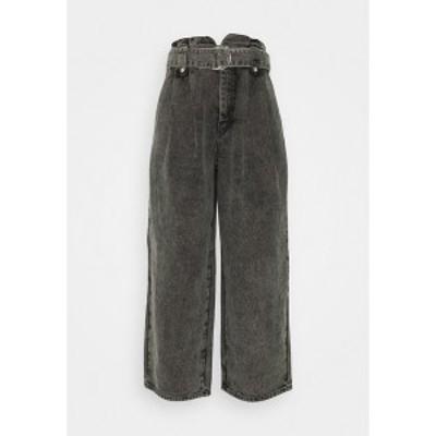 ゲタス レディース デニムパンツ ボトムス ALEAHGZ CULOTTE - Jeans Skinny Fit - storm grey storm grey