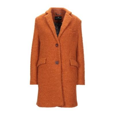 メイソンズ MASON'S コート 赤茶色 44 ウール 35% / アクリル 34% / モヘヤ 24% / ナイロン 7% コート