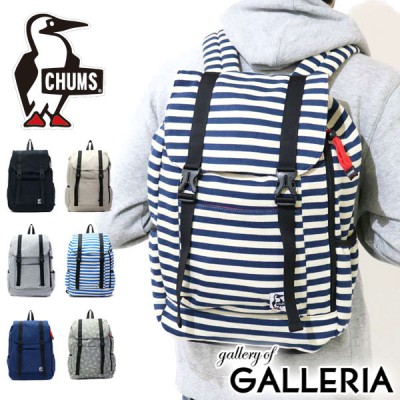 CHUMS チャムス Flap Day Pack Sweat CH60-2076