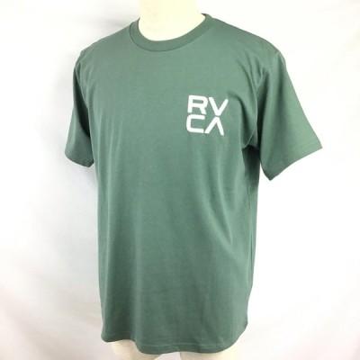 RVCA メンズ BALANCE ARC SS Tシャツ