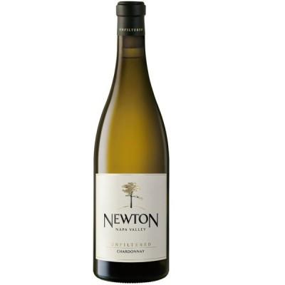 White wine ニュートン アンフィルタード シャルドネ   750ml 白ワイン 辛口 アメリカ エレガント