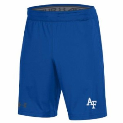Under Armour アンダー アーマー スポーツ用品  Under Armour Air Force Falcons Royal MK-1 Performance Shorts