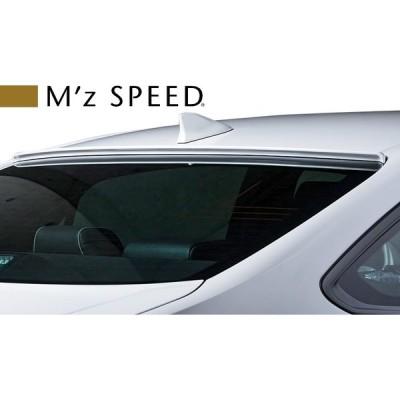 【M's】トヨタ 220 クラウンRS (2018/6-) M'z SPEED ルーフスポイラー//FRP エアロ ルーフウイング 220クラウン エムズスピード 6482-7111