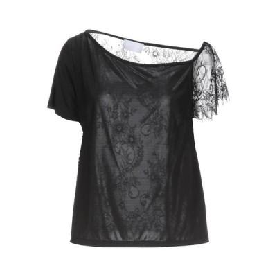 CRISTINAEFFE ブラウス  レディースファッション  トップス  シャツ、ブラウス  長袖 ブラック
