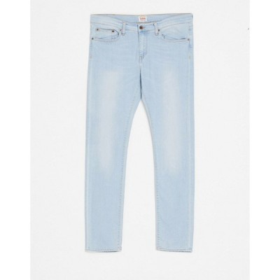 エドウィン Edwin メンズ ジーンズ・デニム スキニー・スリム ボトムス・パンツ ED-88 Rider Super Slim Fit Jeans ブルー