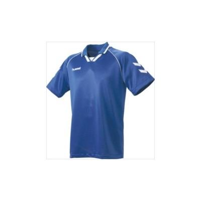(代引不可)hummel(ヒュンメル) HJG3006A-63 (ジュニア)ジュニア半袖ゲームシャツ (HJG3006A)(サッカー)(プラシャツ)