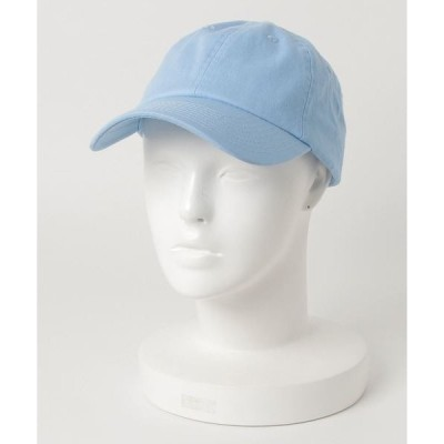 帽子 キャップ 【BAY SIDE/ベイサイド】UNSTRUCTURED WASHED TWILL CAP (UN)