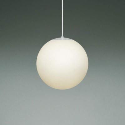 KOIZUMI LEDペンダント 引掛シーリング 白熱球60W相当 (ランプ・電源付) 電球色 2700K XPE610446