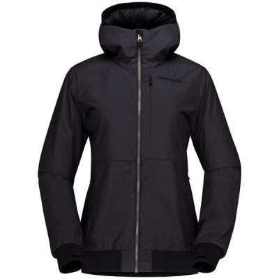 ノローナ レディース ジャケット・ブルゾン アウター Norrona Roldal Insulated Hood Jacket - Women's