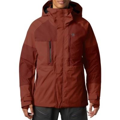 マウンテンハードウェア ジャケット&ブルゾン アウター メンズ Mountain Hardwear Men's Firefall/2 Jacket Rusted