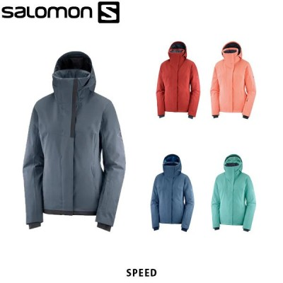 SALOMON サロモン SPEED JACKET W レディース ジャケットスキー 耐候性 冬 アウトドア SAL0090 国内正規品