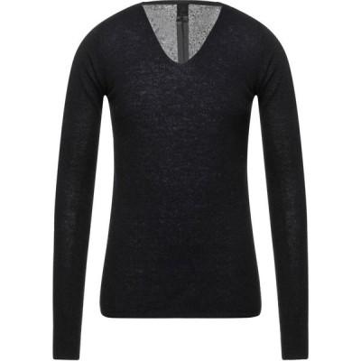 リック オウエンス RICK OWENS メンズ ニット・セーター トップス sweater Black