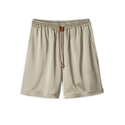 ナヌシュカ メンズ ハーフパンツ・ショーツ ボトムス Doxxi Boxer Style Knit Shorts