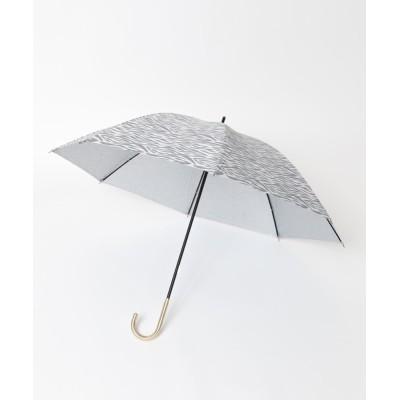 WEGO / WEGO/ゼブラ柄傘 WOMEN ファッション雑貨 > 長傘
