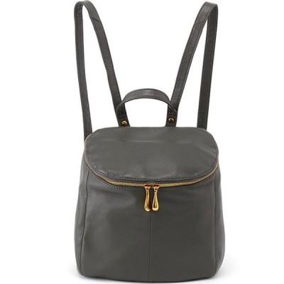ホボ レディース バックパック・リュックサック バッグ River Zip Top Medium Leather Backpack