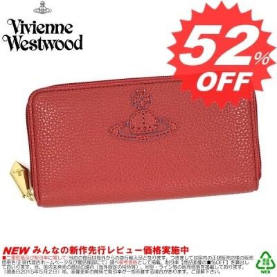 ヴィヴィアンウエストウッド 財布 長財布 VIVIENNE WESTWOOD VENICE BEACH 5140 RED 【型式】1405595140033