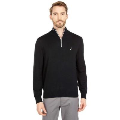 ナウティカ メンズ ニット・セーター アウター Navtech 1/4 Zip Sweater