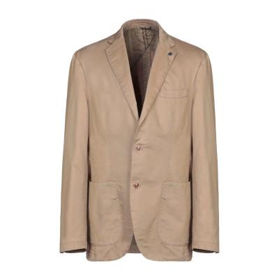 アティピコ AT.P.CO テーラードジャケット ベージュ 56 コットン 75% / 麻 25% テーラードジャケット