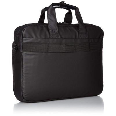 サクソン ビジネスバッグ 2way 超軽量TPEコーティング B5PC対応 51780001 BK One Size