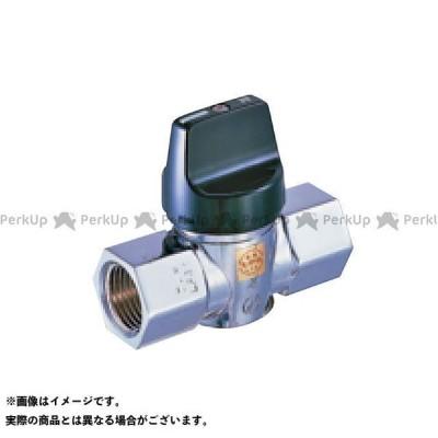 【無料雑誌付き】fuji-mfg D.I.Y. FV141D 可とう管ガス栓 藤井合金製作所