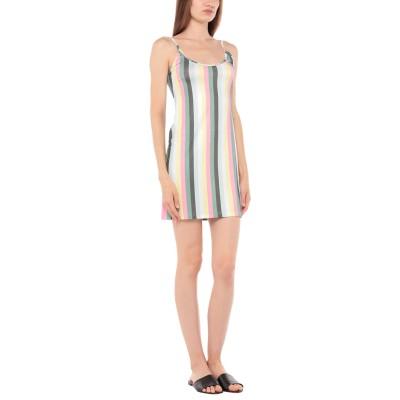 BLUGIRL BLUMARINE BEACHWEAR ビーチドレス グリーン 42 ポリエステル 90% / ポリウレタン 10% ビーチドレス