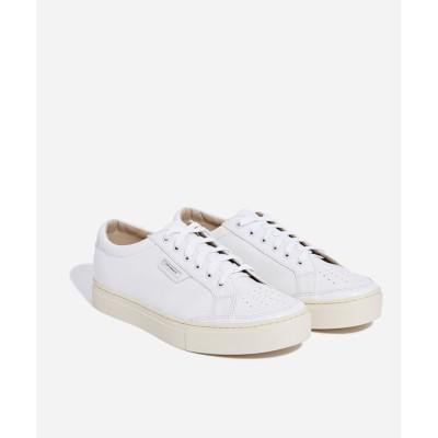 サタデーズ ニューヨークシティ/Tilden Sneaker/ホワイト/25.0