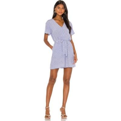 レイルズ Rails レディース オールインワン ワンピース・ドレス Sophia Romper Sky Blue Daisies