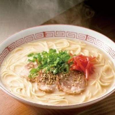 長浜ラーメン10食と高菜の油炒め2種