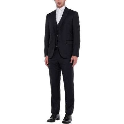 CC COLLECTION CORNELIANI スーツ ブラック 52 バージンウール 100% スーツ